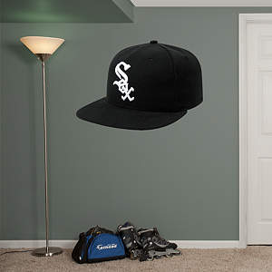 Chicago White Sox Cap Fathead Wall Decal